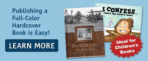 Self-Publish Your Hardcover Book