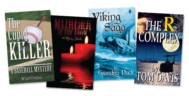 Books We've Published - Novels - Morris Publishing